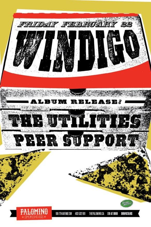 WINDIGO CD RELEASE